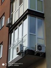 Окна,  лоджии,  балконы Века