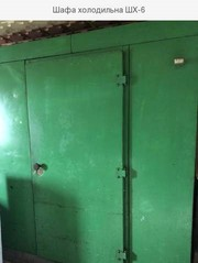 Шафа холодильна ШХ-6