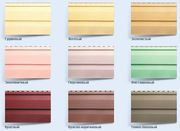 Металевий сайдинг глянець(в кольорі)
