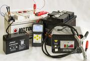 Автомобильные аккумуляторы - диагностика,  восстановление,  зарядка