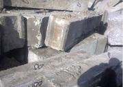 Фундаментные блоки бу