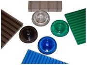 Комплектующие к сотовому и монолитному поликарбонату