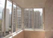 Остекление балконов,  лоджий. Окна ПВХ