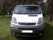 Микроавтобус  Опель Виваро 2005г