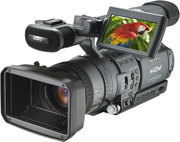 Продам Sony HDR-FX1е б/у   аксессуары